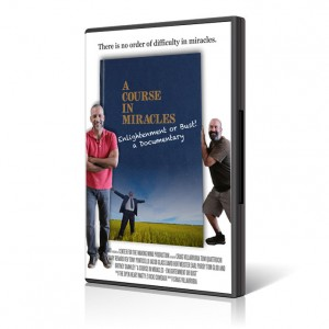 A Course in Miracles - Enlightenment or Bust! Documentary DVD