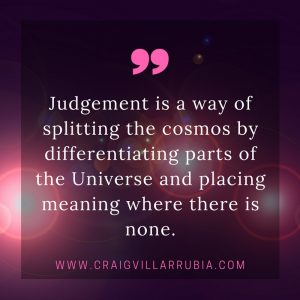 ACIM - Judgment